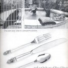 1964  Royal Danish by Insternational Sterling ad (# 5046)