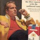 1962 Marlboro       cig.  ad ( # 2094)