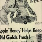 1944  Old Gold     cigarettes ad (# 867)