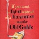1948  Old Gold    Cig ad   ( # 2932)