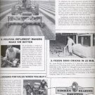 1951 Timken Bearing Equipped- Tapered Roller ad (# 4342)