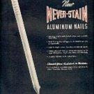 1949 Nichols Wire & Aluminum Co. ad (# 3231)