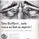 1957  Bufferin Analgesic ad (# 4718)