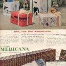 1962  Americana Encyclopedia ad (# 1421)