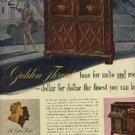 "1948  RCA Victor ""Golden Throat""  ad (  # 499)"