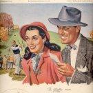 1946 Mallory hats  ad (# 5075)