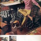 1968    Sears Kenmore Sewing Machine  ad (#4133)