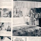 1939  Cannon Percale Sheets ad ( # 2685)