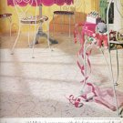 1961  Armstrong Vinyl Floors  ad (#4213)