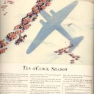 Jan. 15, 1940   Air Transport Association- it pays to fly  ad (# 406)
