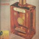 1961-  I.W. Harper bourbon  ad (#4041)