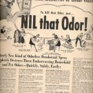 1947  NIL that Odor  ad (#4261)