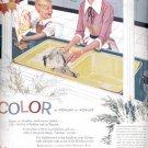 1960  Kohler of Kohler Fixtures    ad (# 4526)