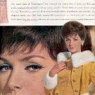 1962 'Contempera' by Revlon ad ( # 2563)
