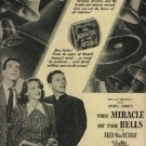 """1948 """"The Miracle of the Bells"""" movie ad (#1093)"""