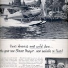 1947  Stinson Voyager   ad (#4259)