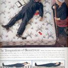 1961  Beautyrest by Simmons  ad (#4063)