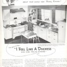 1937    Monel Kitchen- The International Nickel company   ad (#4171)