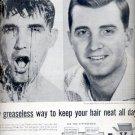 1957  Vitalis Hair Tonic with V-7  ad (# 4640)