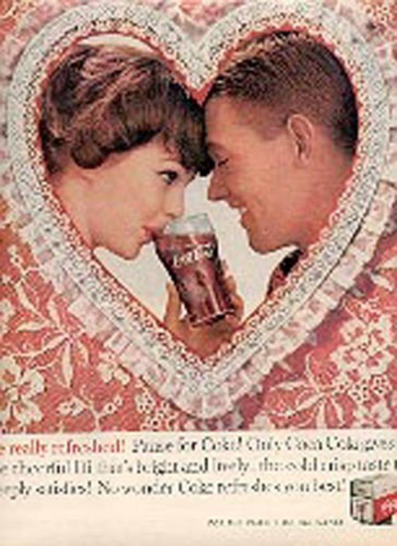 1960 Coca- Cola  magazine ad (  # 1368)