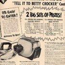 1952 General Mills Appliance Dealer ad (# 2309)