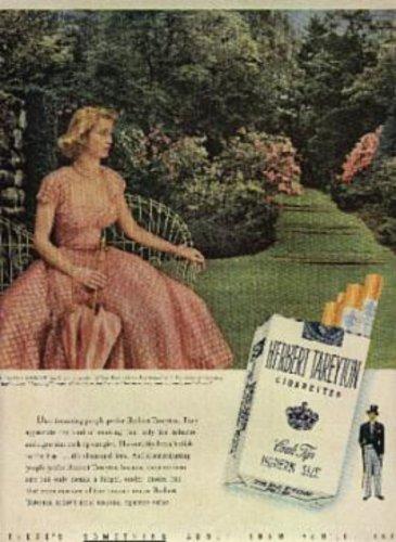 1952  Herbert   Tareyton       ad (# 1034)