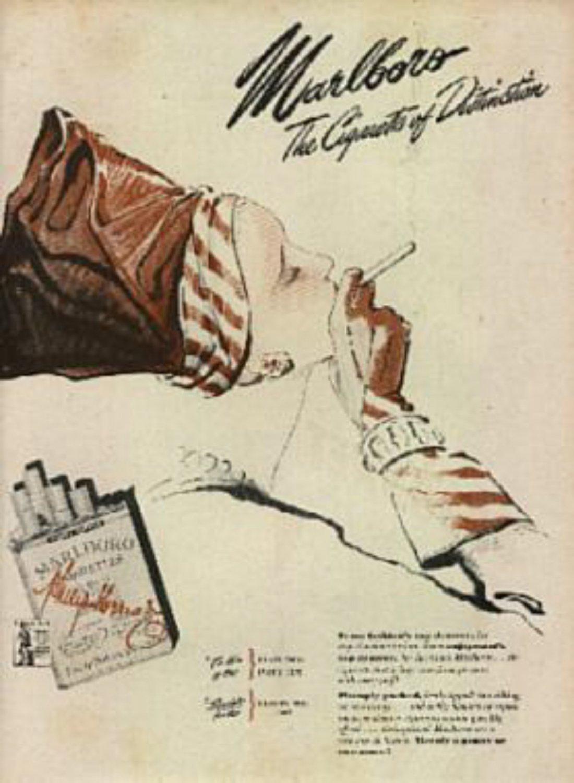 1945  Marlboro     ad (#488)