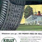 1953  Kelly Tires ad ( # 1498)