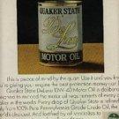 1970  Quaker State Motor Oil ad ( # 1247)