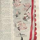 1942 Avon cosmetics     ad ( # 1952)