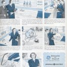 1945   General Electric Dishwasher and Disposall ad (#4184)