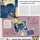 1945   Bigelow Weavers ad (#4186)