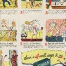 1945 Swan  soap     ad ( # 496)