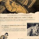 1943  Westinghouse ad (# 3133)