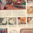 1947  Singer Sewing Centers ad (# 1920)