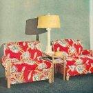 1947  Kroehler Cushionized Furniture ad (# 2798)