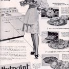 1946 Hotpoint Automatic Electric Range ad (# 2484)