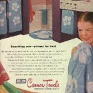 1946  Cannon Towels ad (# 1107)