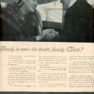 1945 International Sterling ad (# 2403)