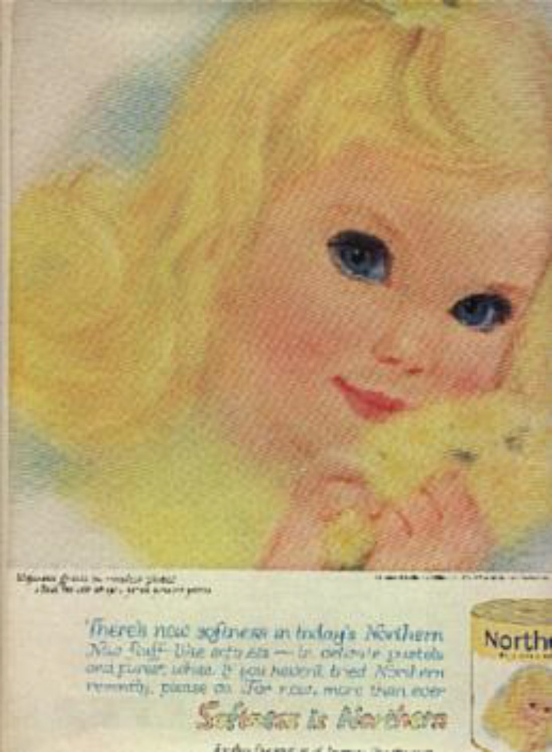 1961   Northern Tissue ad (# 1241)