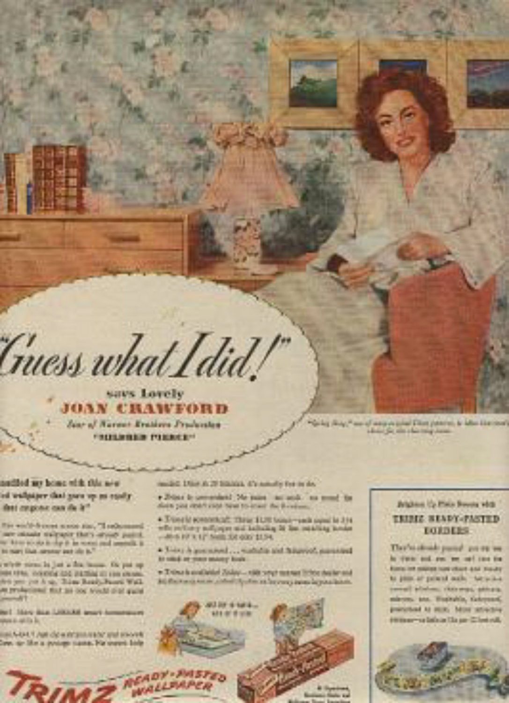 1945     Trimz wallpaper    ad  (# 500)