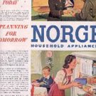 1944 Norge Household Appliances ad (# 3063)