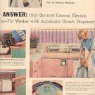 1960 General Electric   Washer ad (#  2514)