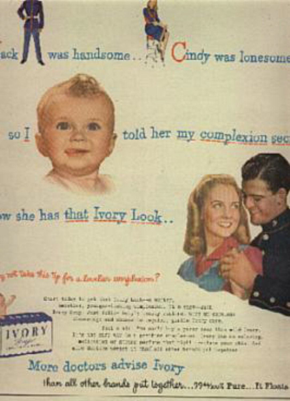 1945 Ivory soap ad (#935)