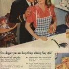 1945  Bon Ami cleanser  ad (# 695)