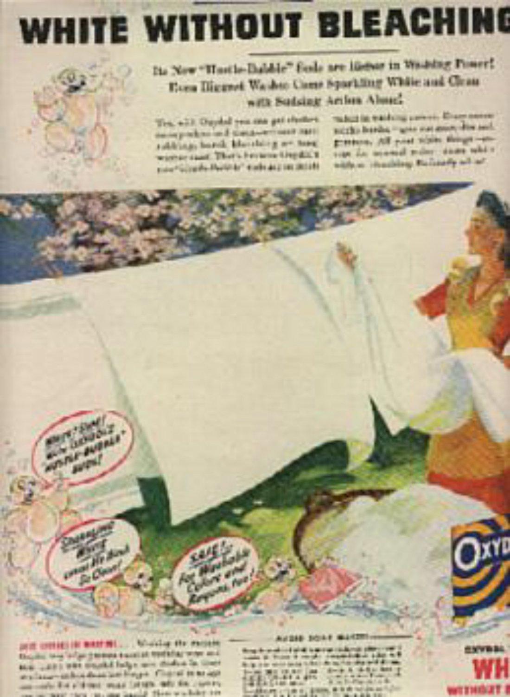 1944 Oxydol ad  (# 1358)