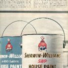 1963  Sherwin-Williams House Paint ad (  # 3107)