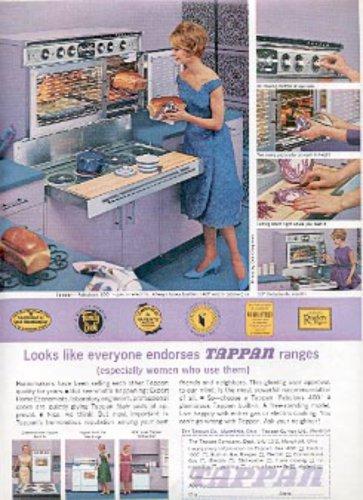 1962 Tappan Ranges ad ( # 2564)