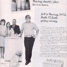 1972  Maytag   ad ( # 1551)
