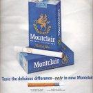 1964  Montclair Modern Cigarettes  ad (# 4869)